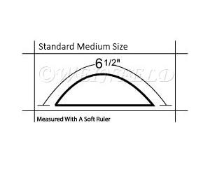 Standard Size 6 1/2