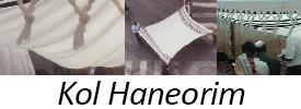 Kol Haneorim Talit