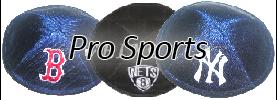 Pro Sports Yarmulkes