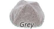 Velvet Grey Yarmulkes