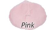 Velvet Pink Yarmulkes