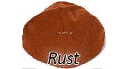 Velvet Rust Yarmulkes