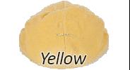 Velvet Yellow Yarmulkes