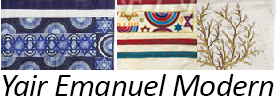 Yair Emanuel Modern Tallit